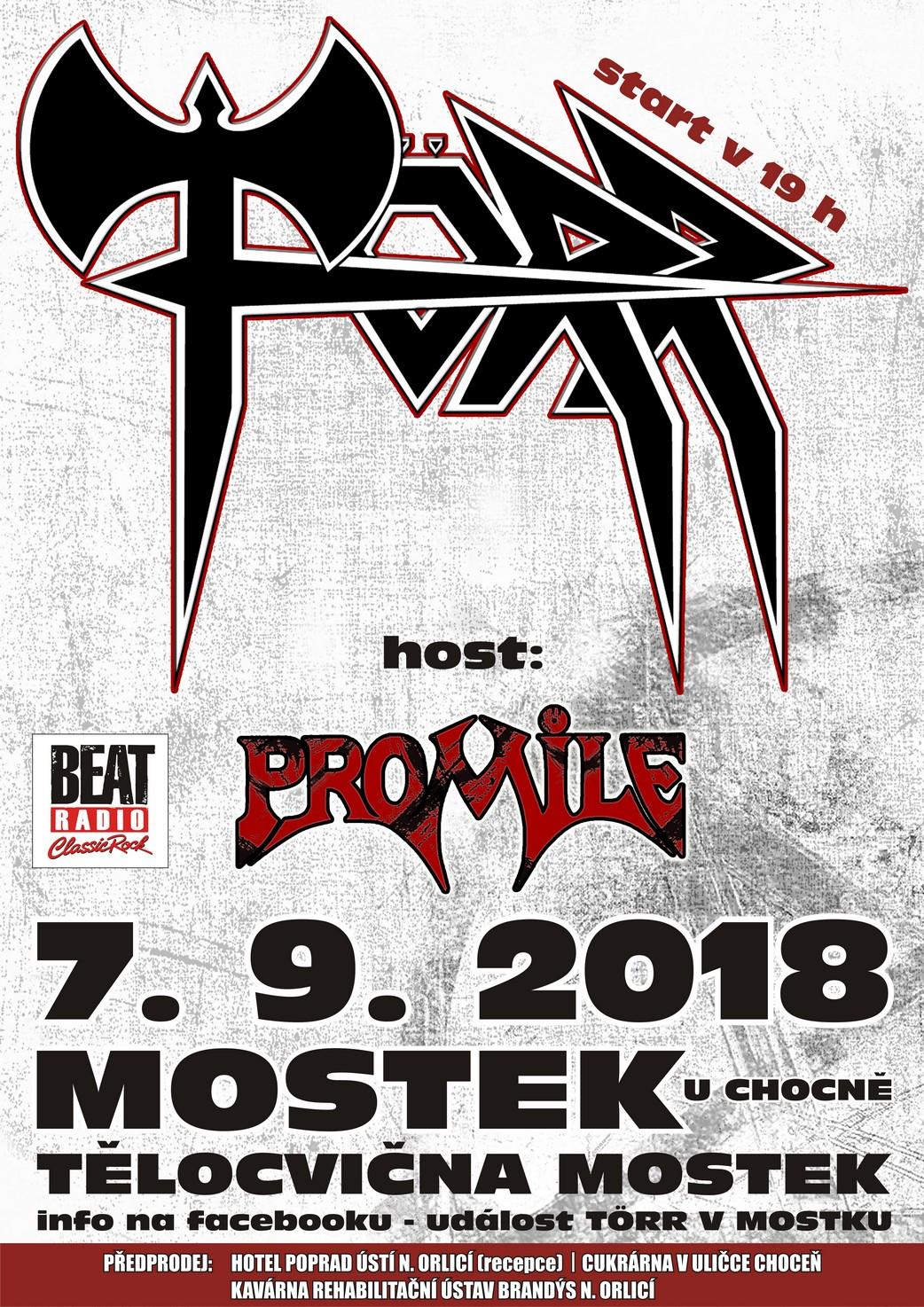 Tento pátek zahrajeme v Mostku u Chocně. Po více než 3 letech se objevíme u  Ústí n. Orlicí e01ab1d862