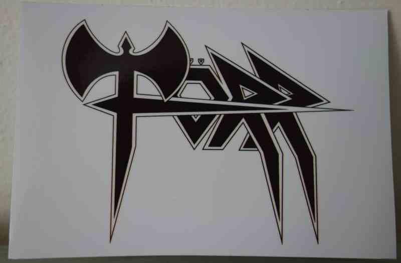 Törr - Samolepka logo bílá 15x10 5a9546e38a